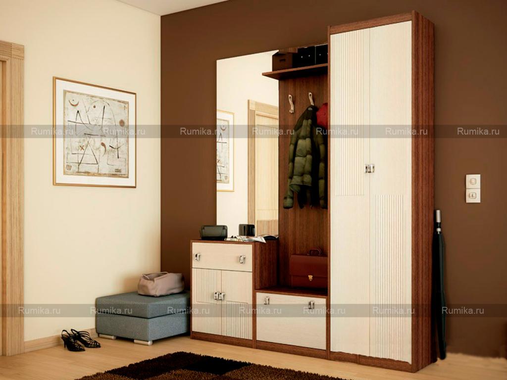 Прихожие art-mebel - изготавление шкафов-купе, кухонь, прихо.