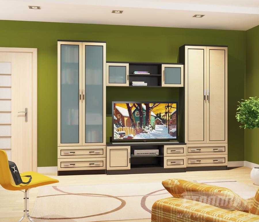 Мебель Модульная Гостиная Столплит