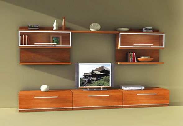 Мебель Для Гостиной Вишня
