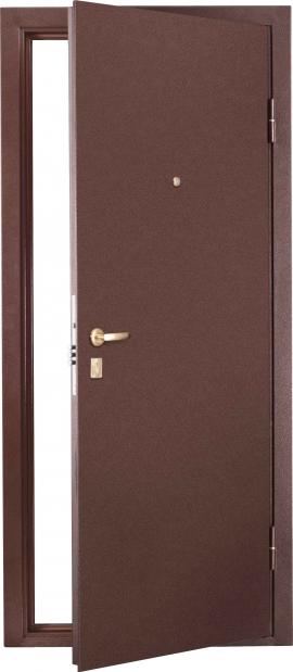 - Металлическая дверь BMD-2 SOLO
