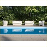 Atmosphere BARBADOS AGORA - диван для бассейна/сада