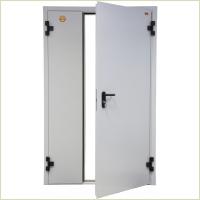 - Металлическая дверь  ДП2-60
