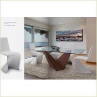 Idealsedia - стол Arica Fix + стулья Casper Sedia