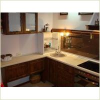 Кухни на заказ - МК Круглый стол