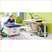 Moll (Германия) – эргономичная мебель для рабочего места школьника