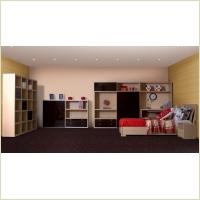 Мебель для детской - Молодежная комната «Фристайл 1»