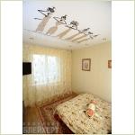 - Фотопечать на натяжных потолках