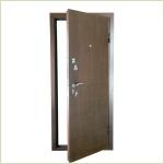 - Металлическая дверь BMD4-OPTIMA70Лилия