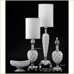 CERAMICHE TREA - лампы и вазы -  керамика Италия