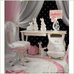 EBANISTERIA BACCI - Sophie Collection - детский компьютерный стол
