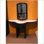 Мебель из камня - Мойка для ванной комнаты из искусственного камня