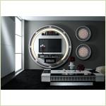 VISMARA DESIGN - BODY ROUND LIGHT ART DECO - мебель для домашнего кинотеатра