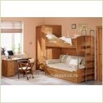 Модульная программа мебели для детских и молодежных комнат «Атлантида»