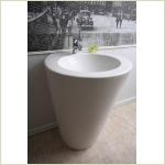 Мебель из камня - Мойка напольная для ванной комнаты