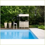 Atmosphere BATIDA BLOG - барные стулья для бассейна/сада