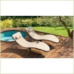 Roberti Greenfeild Caribe - шезлонг для бассейна/сада