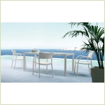 Roberti Greenfeild Pappaya - стол и стулья для сада