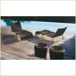 Roberti Greenfeild St. Tropez - кресло-шезлонг для сада