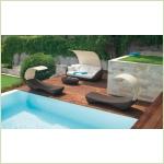 Roberti Greenfeild St. Tropez - шезлонг для сада
