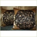 Текстиль - Дизайнерские подушки от Виктории Шалимовой
